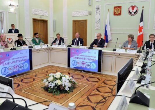Итоги Межконфессиональной Спартакиады подвели на круглом столе