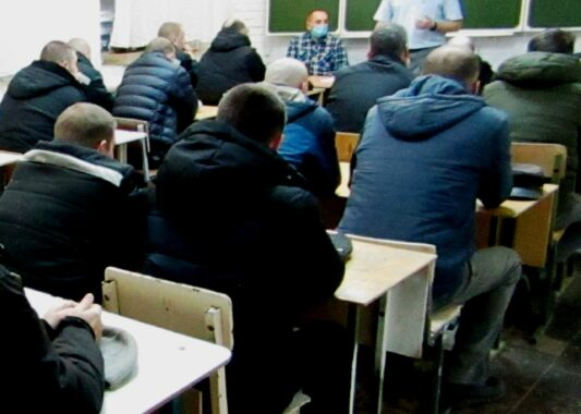 Лекцию по профилактике терроризма и экстремизма провели в колонии-поселении №10