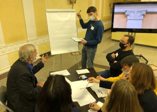 Концепцию Центра удмуртской культуры обсудили на стратегической сессии