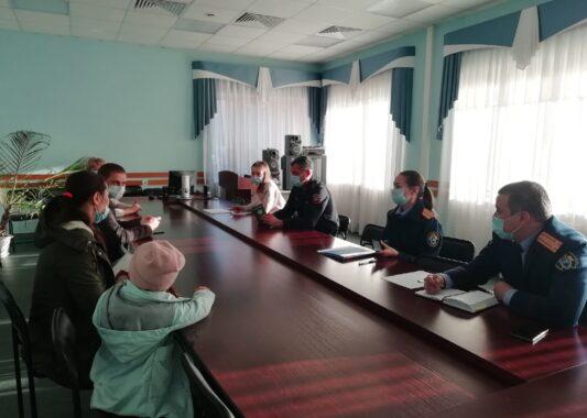 Личный прием иностранных граждан состоялся в Миннаце