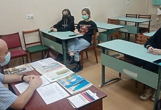 С деятельностью Миннаца познакомились студенты Школы межэтнической журналистики